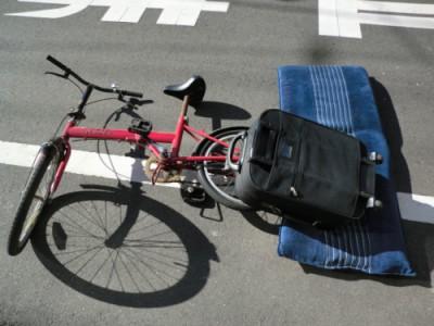 自転車や座椅子