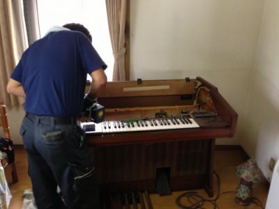 鍵盤などを