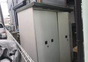 物置解体 川崎市中原区
