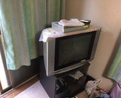 藤沢市 ブラウン管テレビ