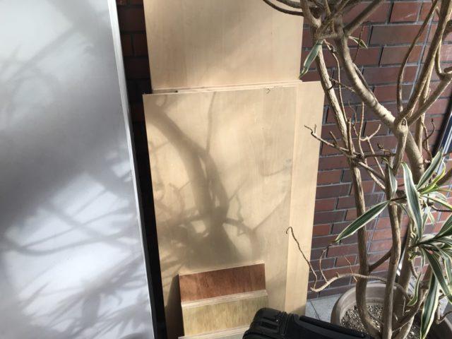 木材 天板