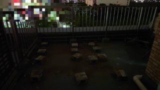 東新宿 物置解体撤去後