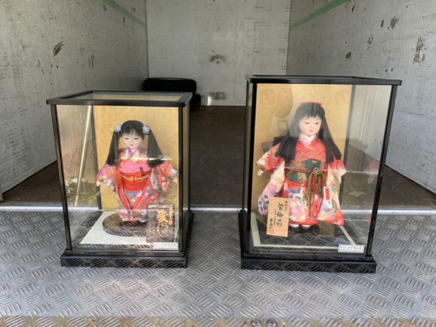 市松人形 無料回収