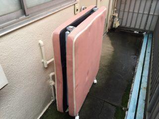 渋谷区 折り畳みベッド