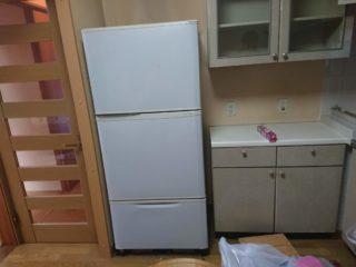 国立市 冷蔵庫