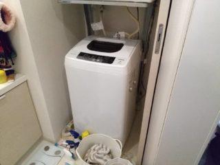 中野区 洗濯機 回収
