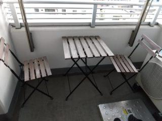 世田谷区 折り畳みテーブル