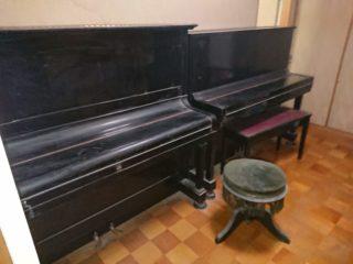 渋谷区 ピアノ2台 解体撤去