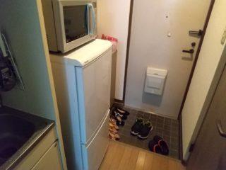 国分寺市 電子レンジ 冷蔵庫