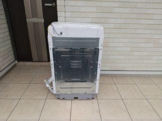 小平市 洗濯機 処分