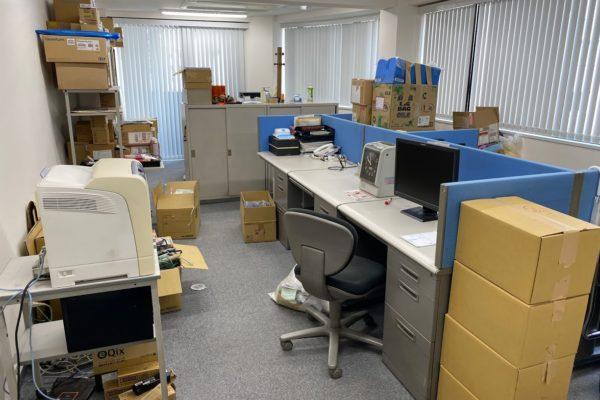 オフィス 撤去